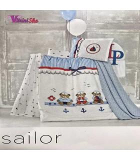 روتختی نوزادی طرح Sailor