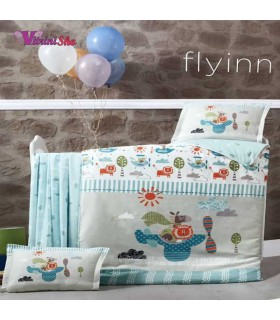 روتختی نوزاد طرح Flyinn