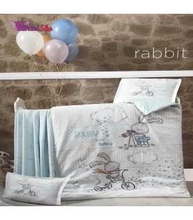 روتختی نوزاد طرح Rabbit